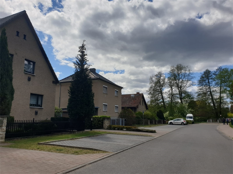 Haus in Straße