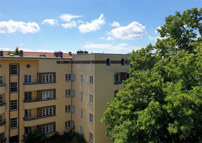 Ausblick Dachgeschosswohnung Berlin Spandau