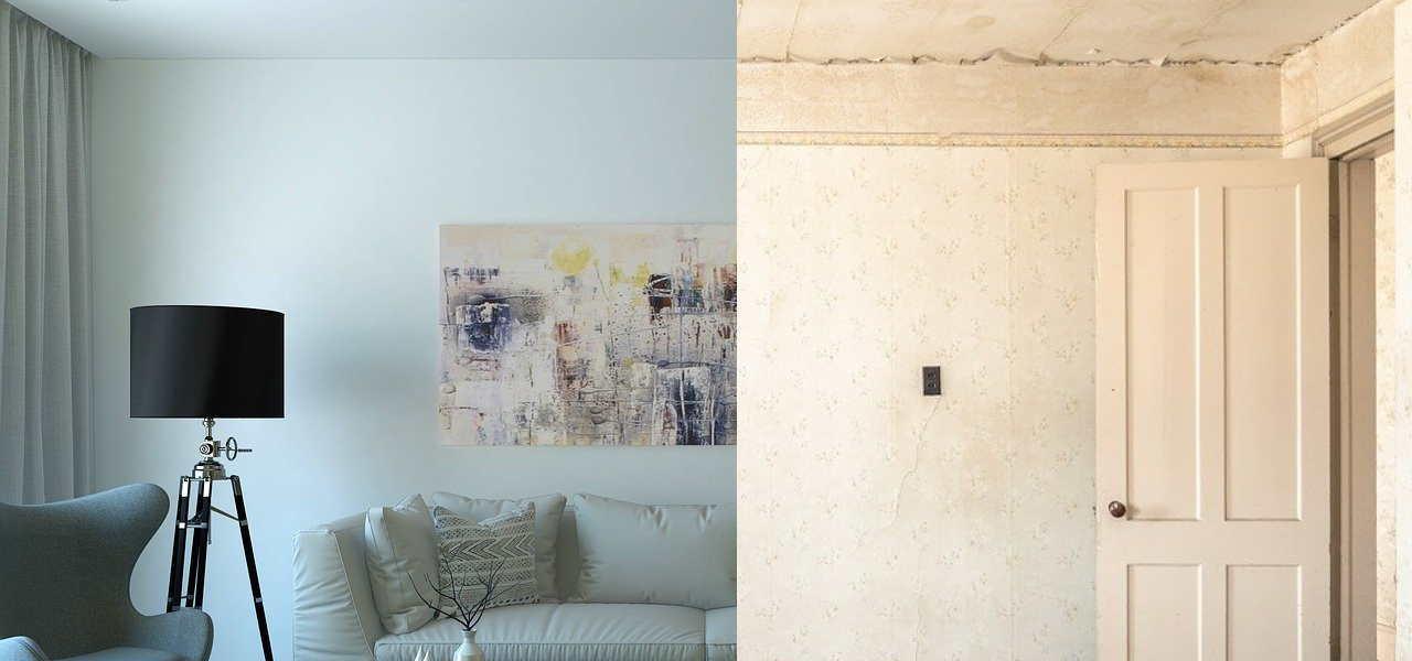 Immobilie renovieren - modernisieren - sanieren - Wo liegt eigentlich der Unterschied