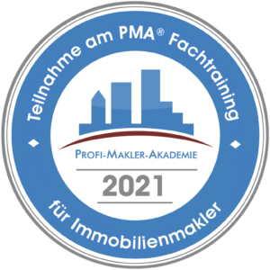 Ich bin Ihr zertifizierter Fachmakler durch Profi Makler Akademie Fachtraining für Immobilienmakler Rüdiger Wilkanowski Immobilien Berlin