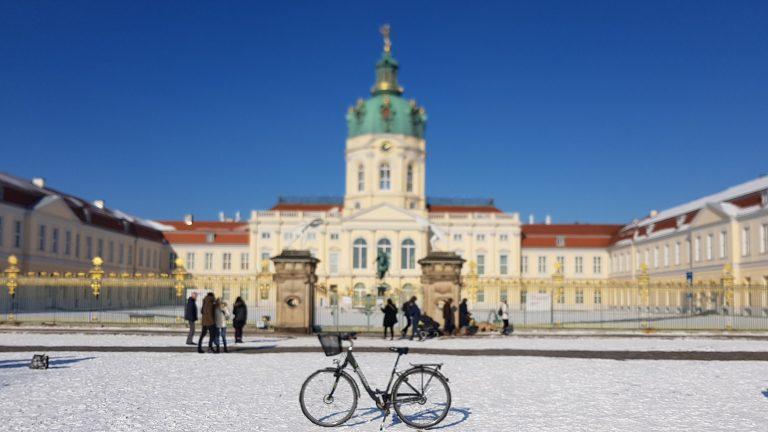 Berlin Schloss Charlottenburg Winter